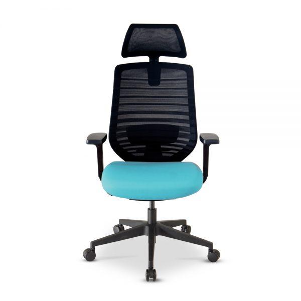 Kursi Kantor Highpoint ESP003A BLUE