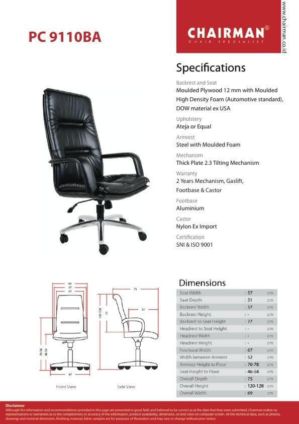 SPEK PC 9110 BA
